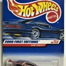 2000 Hot Wheels First Editions #13 Surf Crate