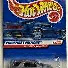 2000 Hot Wheels First Editions #16 1999 Izusu Vehicross