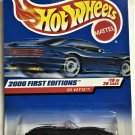 2000 Hot Wheels First Editions #19 65 Vette