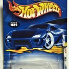 2000 Hot Wheels First Editions #29 Vulture