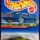 2000 Hot Wheels Future Fleet #4 Chrysler Thunderbolt