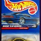 2000 Hot Wheels Seein 3-D #3 Lexus SC400