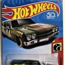 2018 Hot Wheels Daredevils #1 70 Chevelle SS Wagon GREEN