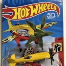 2018 Hot Wheels Daredevils #4 Mad Propz YELLOW