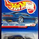 1999 Hot Wheels First Editions #2 99 Mustang