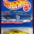 1998 Hot Wheels First Editions #11 Mercedes SLK