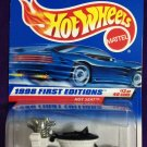1998 Hot Wheels First Editions #13 Hot Seat