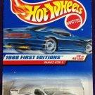 1998 Hot Wheels First Editions #19 Panoz GTR-1