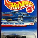 1998 Hot Wheels First Editions #22 Super Comp Dragster
