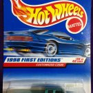 1998 Hot Wheels First Editions #26 Customized C3500