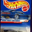 1998 Hot Wheels First Editions #31 Callaway  C7