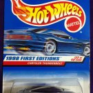 1998 Hot Wheels First Editions #32 Chrysler Thunderbolt