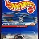 1998 Hot Wheels First Editions #33 Bad Mudder