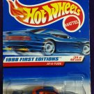 1998 Hot Wheels First Editions #34 At-a-Tude