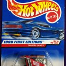1998 Hot Wheels First Editions #37 Express Lane