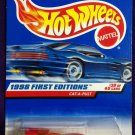 1998 Hot Wheels First Editions #38 Cat-A Pult