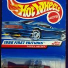1998 Hot Wheels First Editions #40 Double Vision