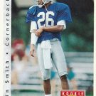 1992 Upper Deck Football Card #421 Kevin Smith