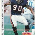 1992 Upper Deck Football Card #422 Alonzo Spellman