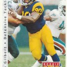 1992 Upper Deck Football Card #424 Sean Gilbert