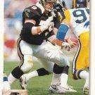 1992 Upper Deck Football Card #427 Bill Fralic