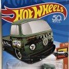 2018 Hot Wheels #297 Volkswagen T2 Pickup