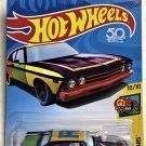 2018 Hot Wheels #302 69 Chevelle SS 396