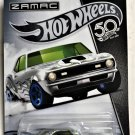 2018 Hot Wheels Zamac #8 68 Copo Camaro