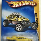 2009 Hot Wheels #20 Dune It Up YELLOW