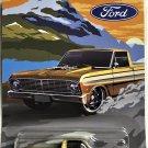 2018 Hot Wheels Ford Truck #1 65 Ford Ranchero