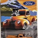 2018 Hot Wheels Ford Truck #3 41 Ford Pickup