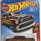 2018 Hot Wheels #109 Custom 53 Chevy