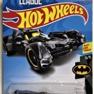 2019 Hot Wheels #66 Justice League Batmobile