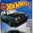 2019 Hot Wheels #68 Volkswagen Golf MK2