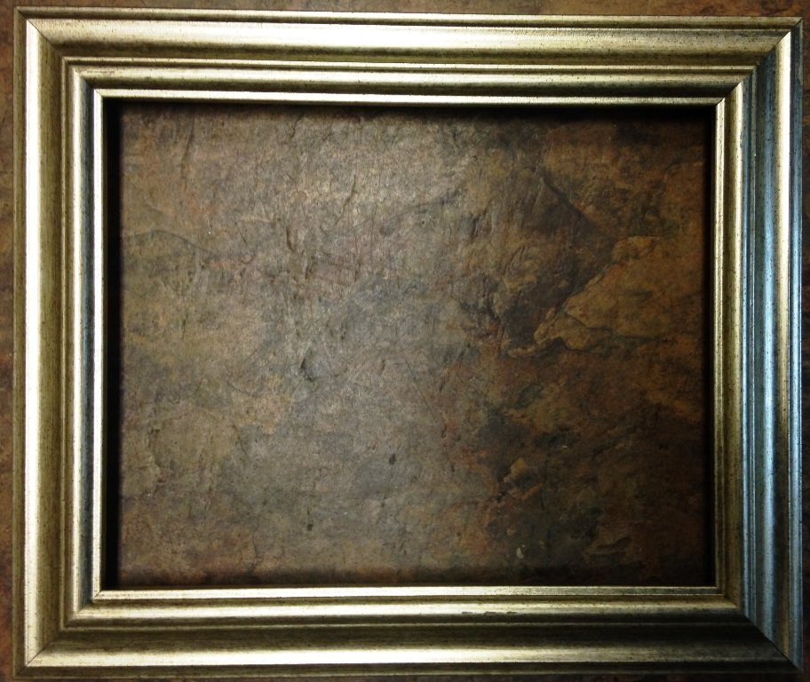 """10 x 20 1-1/2"""" Silver Picture Frame"""