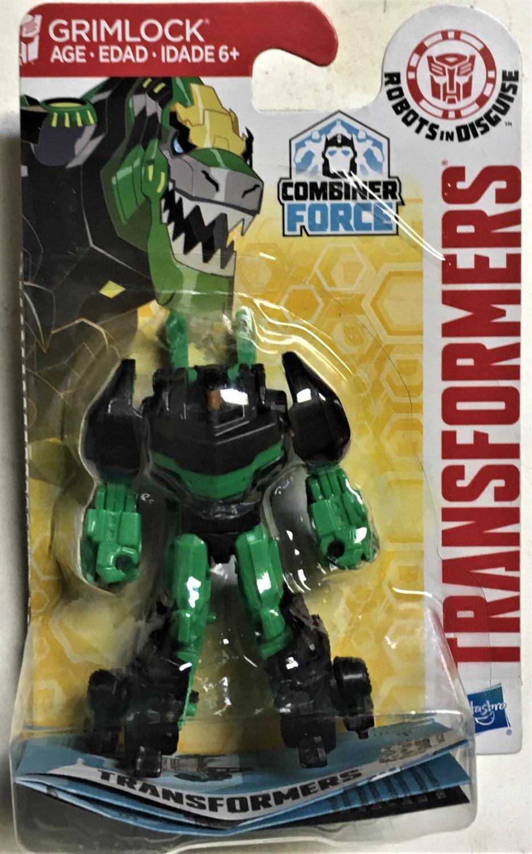 """Transformers Combiner Force 3.25"""" Grimlock"""