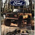 2019 Matchbox Ford #2 72 Ford Bronco 4x4