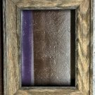 "8 x 8 1-1/2"" Barnwood Picture Frame"
