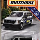 2019 Matchbox #84 Nissan NV Van