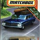 2018 Matchbox #10 59 Chevy Wagon
