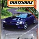 2018 Matchbox #11 16 Chevy Camaro Convertible
