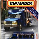 2018 Matchbox #18 GMC School Bus