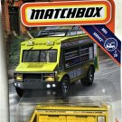 2018 Matchbox #25 Chow Mobile