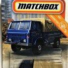 2018 Matchbox #58 Camo Convoy