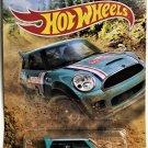 2019 Hot Wheels Rally Cars #4 Mini Cooper S Challenge