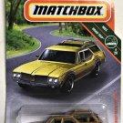 2018 Matchbox #13 71 Oldsmobile Vista Cruiser