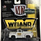 M2 Machines Auto Drivers R46 #17-66 1956 Ford F-100 Truck