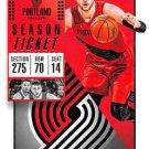 2018 Panini Contenders Basketball Card #7 Jusuf Nurkic