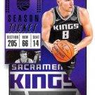 2018 Panini Contenders Basketball Card #27 Bogan Bogdanovic