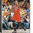 2018 Hoops Basketball Card #6 DeMar DeRozen